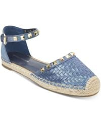 Marc Fisher - Graze Two Piece Studded Espadrilles - Lyst
