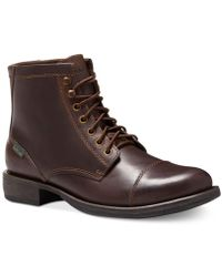 Eastland Eastland High Fidelity Lace-up Boots - Brown