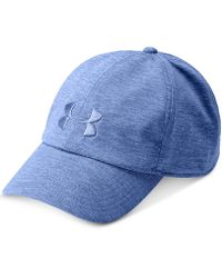 Under Armour - Twisted Renegade Free Fit Cap - Lyst 5496c637b6e4