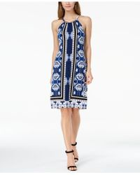 INC International Concepts - I.n.c. Petite Embellished Dress, Created For Macy's - Lyst