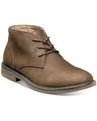 Nunn Bush Lancaster Classic Chukka Boots - Brown