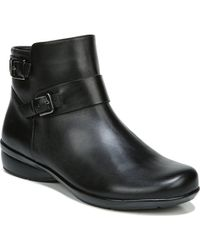 Naturalizer Cole Booties - Black