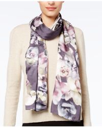 Echo - Floral Fling Scarf, Created For Macy's - Lyst
