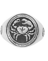 Effy Collection - Zodiac Ring In Sterling Silver - Lyst