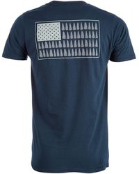 Columbia Tree Graphic T-shirt - Blue