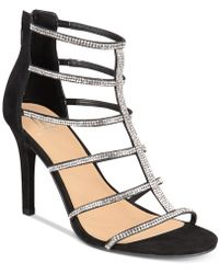 Material Girl - Raissa Embellished Dress Sandals, Created For Macy's - Lyst