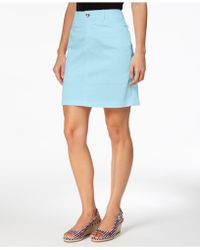 Charter Club - Skort, Created For Macy's - Lyst