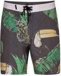 "Hurley - Toucan 18"" Board Shorts - Lyst"