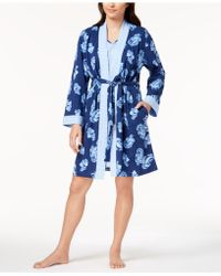 Charter Club - 2-piece Robe Set, Created For Macy's - Lyst