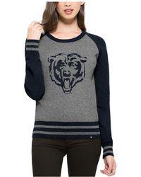 47 Brand - Women's Chicago Bears Neps Sweater - Lyst
