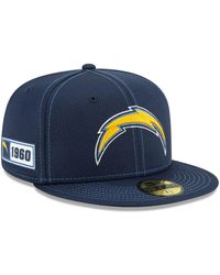 sale online sneakers for cheap best sneakers KTZ Wool San Diego Chargers 59fifty Cap in Black for Men - Lyst