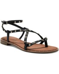 INC International Concepts - Darian Strappy Flat Sandals, Created For Macy's - Lyst