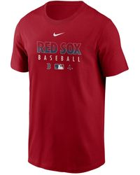 Nike Early Work Dri-fit T-shirt - Red