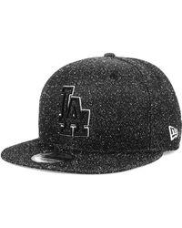 Lyst - Ktz Los Angeles Dodgers Camo Spec 9fifty Snapback Cap in ... 015fcc057bdc