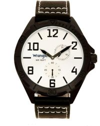 Wrangler Watch - Black