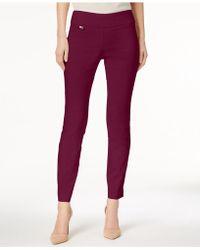 Alfani - Tummy-control Skinny Pants, Created For Macy's - Lyst