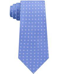 Michael Kors - Neat Slim Silk Tie - Lyst
