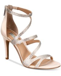 INC International Concepts - Regann2 Strappy Sandals, Created For Macy's - Lyst
