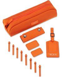 Tumi Accents Travel Kit - Orange