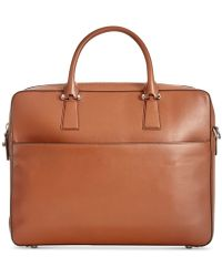 Cole Haan - Washington Leather Briefcase - Lyst