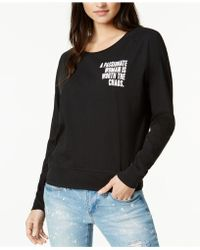 Chrldr - Cotton Graphic Sweatshirt - Lyst