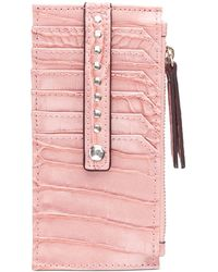 INC International Concepts Inc Hazell Card Case, Created For Macy's - Pink