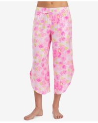 Betsey Johnson - Embroidered Pyjama Trousers - Lyst