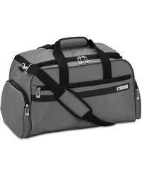 """London Fog Southbury 22"""" Cargo Duffel Bag - Black"""