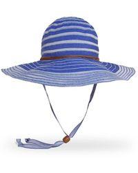 Sunday Afternoons Lanai Hat - Purple