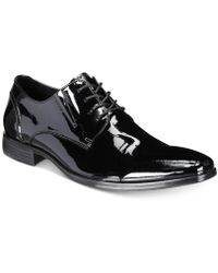 Kenneth Cole Reaction - Edison Patent Lace-ups - Lyst