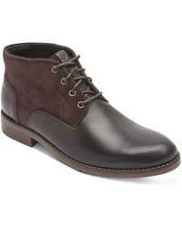 Rockport - Colden Chukka Boots - Lyst