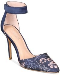 Charles David - Pointer Two-piece Court Shoes - Lyst