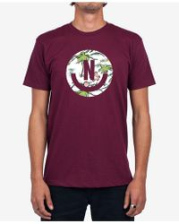 Neff Smiley T-shirt - Purple