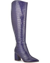Marc Fisher Retie Knee-high Boots - Multicolour