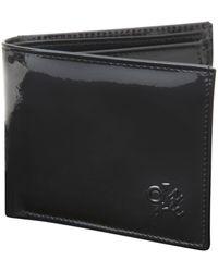 Token West End Leather Wallet - Black