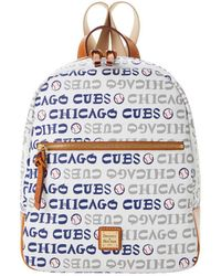 Dooney & Bourke Chicago Cubs Brianne Backpack - White