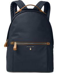 Michael Kors - Michael Kelsey Large Nylon Backpack - Lyst