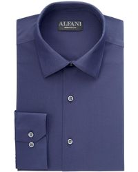 Alfani - Solid Dress Shirt, Created For Macy's - Lyst
