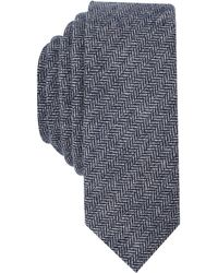 Original Penguin - Men's Rayor Herringbone Skinny Tie - Lyst