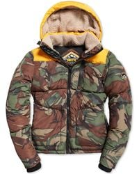 Superdry - Expedition Coat - Lyst