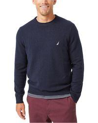 Nautica Crewneck Sweater - Blue