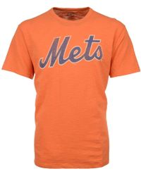 47 Brand - Men's New York Mets Scrum Logo T-shirt - Lyst