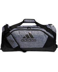 adidas Defender 3 Duffel Bag Medium - Gray