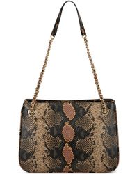 INC International Concepts Inc Deliz Chain Shoulder Bag, Created For Macy's - Metallic