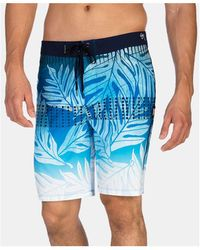 "Hurley - Phantom Sig Zane Moorea 20"" Board Shorts - Lyst"
