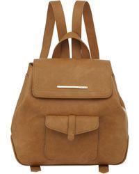 Kensie Boho Lightweight Rucksack Backpack - Multicolor
