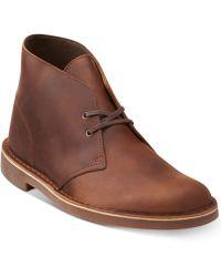 Clarks - Shoes, Bushacre 2 Chukka Boots - Lyst