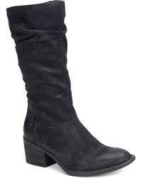 Born Peavy Boots - Black