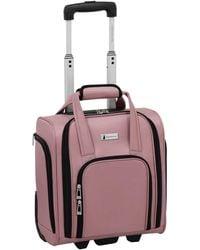 London Fog Southbury Ii Under-seater Bag, Created For Macy's - Multicolour