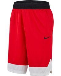 6c799b0fcb4 Lyst - Nike Men S Missouri Tigers Replica Basketball Shorts in Black ...